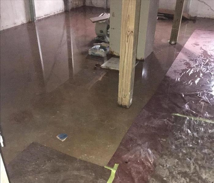 Water Damage SERVPRO of Nixa/Branson 24 Hour Emergency Water Damage Service